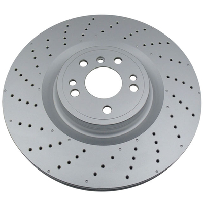 Hi-Performance Drilled Rotors